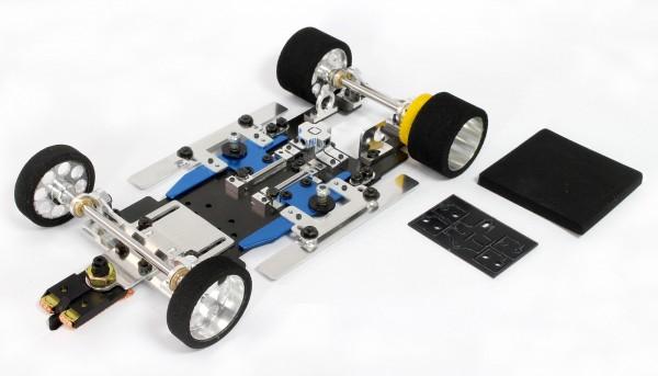 Komplettfahrwerk PLAFIT P4 Pro Race Super f.13D Motor