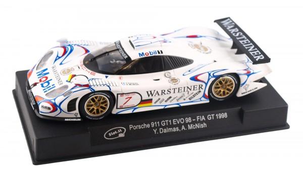 Slotcar 1:32 analog Slot.it 911 GT1 EVO-98 FIA GT Championship 1998 No. 7