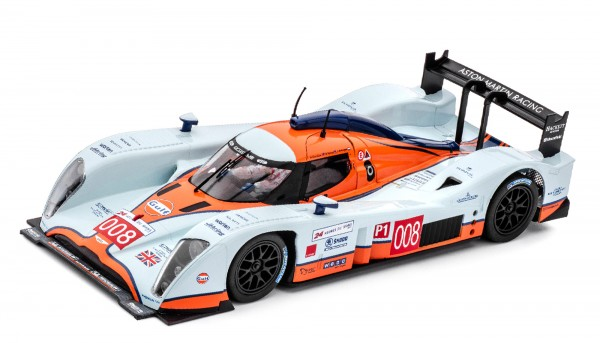 Slotcar 1:32 analog Slot.it DBR1-2 Le Mans 2009 No. 008