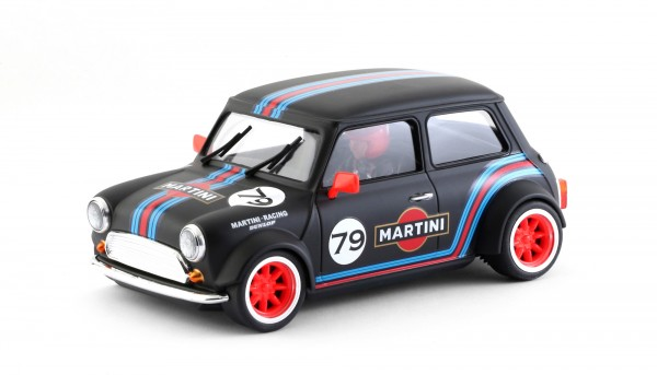 Fahrzeug Mini Cooper Black Edition No. 79 1:24