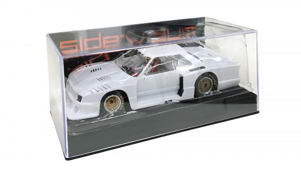 Slotcar 1:32 analog Bausatz SIDEWAYS Skyline Turbo White Kit