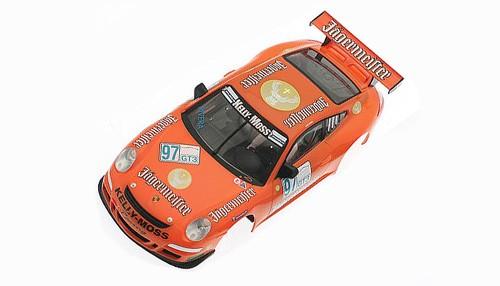 Karosserie 1:24 SCALEAUTO f.Slotcar SCALEAUTO P997 GT3 IMSA 2008 No. 97
