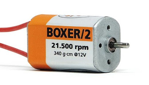 Motor Slot.it Boxer/2 (21500U@12V) Long-Can f.Slotcars 1:32