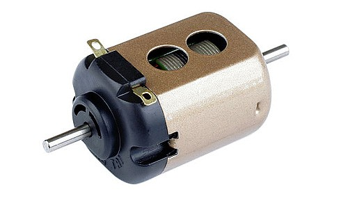 Motor Wizard 5Gr ca25000U/15V Typ S-Can m.Ø2mm Welle beidseitig