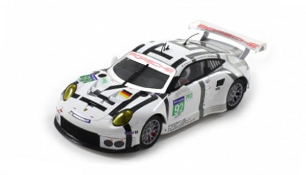 Slotcar 1:24 analog Bausatz Racing-RC2 Competition P991 RSR Le Mans 2015 No. 92