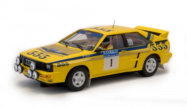Slotcar 1:32 analog FLY A2 Hong Kong Bejing 1985 No. 1