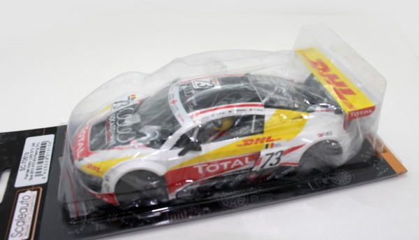 Karosserie 1:24 f.Slotcar LMS GT3 Spa 2010 No. 73