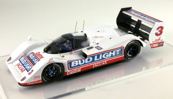 Slotcar 1:32 analog LE MANS MINIATURES XJR14 Laguna Seca 1992 No. 3 High Detail Resin Collectors Edition