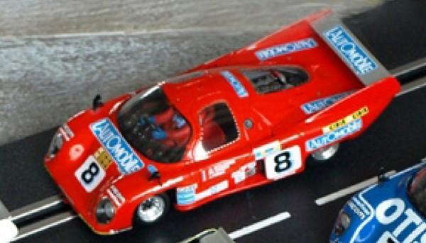 Slotcar 1:32 analog LE MANS MINIATURES M379 Le Mans 1981 No. 8 High Detail Resin Collectors Edition