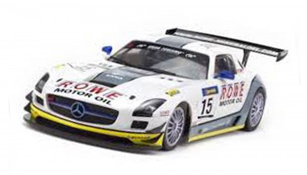Slotcar 1:24 analog SLS GT3 Nürburgring 2011 No. 15