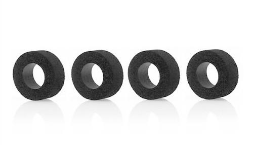 Reifen Slot.it Sponge Tyres hinten Ø19,5x9,5mm (dwg 1209) Moosgummi SP30 f.Slotcars 1:32