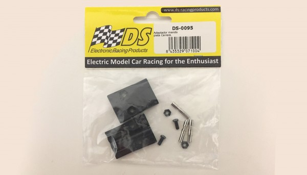 Kabelstecker-Set m.Montagezubehör Handregleranschluss passend f.Carrera Evolution u.Digital 132/Digital 124