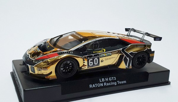 Fahrzeug LB GT3 Team Raton Racing No. 60