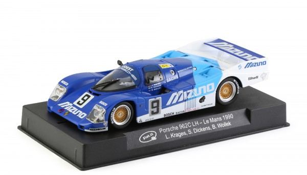 Slotcar 1:32 analog Slot.it 962 Langheck Le Mans 1990 No. 9