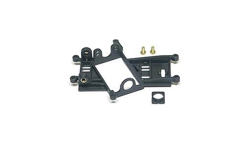 Motorhalter Slot.it Boxer/Flat Anglewinder EVO6 m.Hinterachsträger Offset 0,5mm Kunststoff medium f.Slotcars 1:32