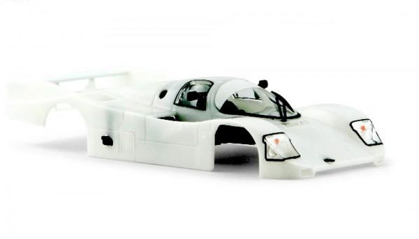 Karosseriebausatz Slot.it 962C Kunststoff weiß f.Slotcars 1:32