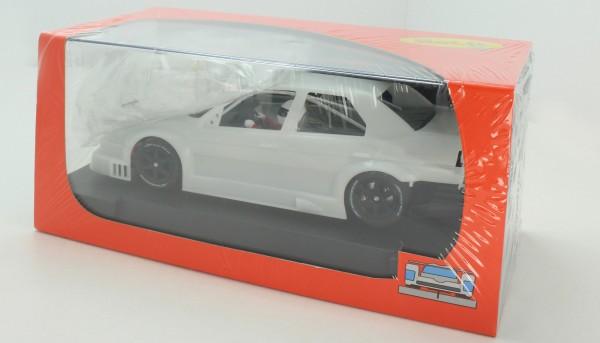 Slotcar 1:32 Bausatz analog Slot.it 155 V6 TI 1993-94 White Kit