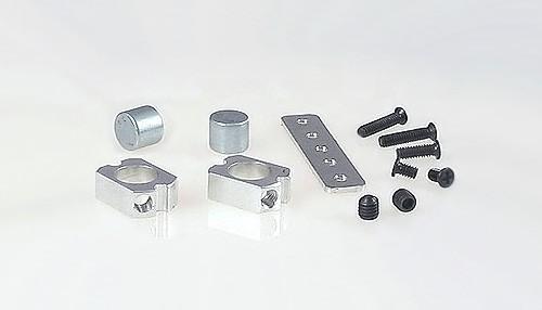 Magnetmontage- u.Justierset mittig f.Super32 inkl.Super-Neodym-Magneten