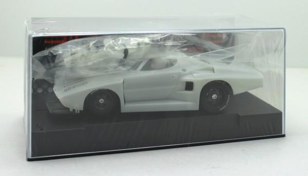 Slotcar 1:32 analog Bausatz SIDEWAYS Stratos Turbo White Kit