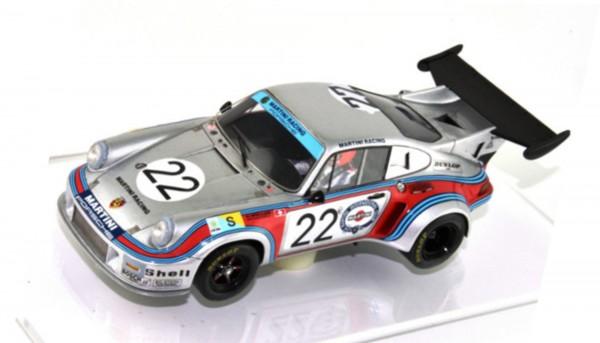 Slotcar 1:32 analog LE MANS MINIATURES Turbo RSR Le Mans 1974 No. 22 High Detail Resin Collectors Edition