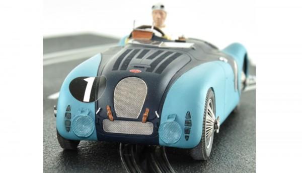 Slotcar 1:32 analog LE MANS MINIATURES Typ 87G Le Mans 1937 No. 1 High Detail Resin Collectors Edition
