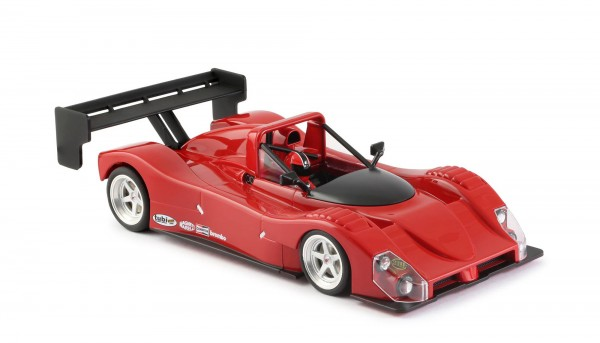Slotcar 1:32 analog REVOSLOT 333 SP Presentation Early Version Body A rot
