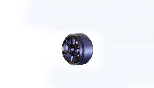 Felgen Ø15,3x8,5mm Suzuka Aluminium gelocht m.Außenhump f.Ø2,38mm