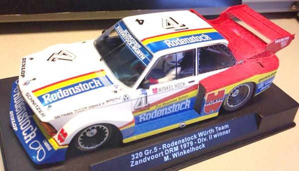 BMW 320 Gr.5 Zandvoort 1979 #4