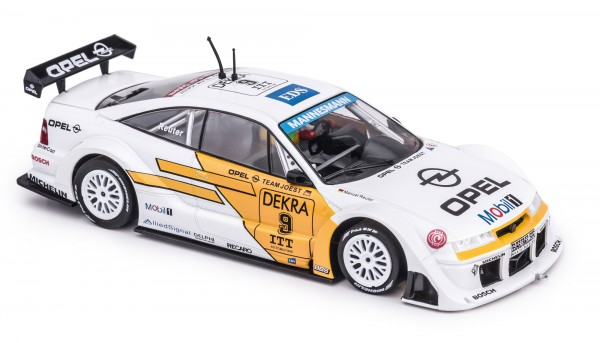 Slotcar 1:32 analog Slot.it Calibra V6 1995-96 Hockenheimring 1995 No. 9