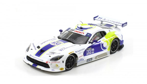 Slotcar 1:24 Bausatz analog Racing-RC2 Competition SRT GTS-R Daytona 2015 No. 33