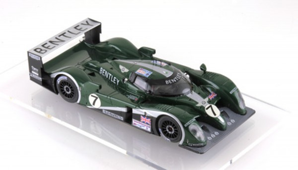 Slotcar 1:32 analog LE MANS MINIATURES EXP Speed 8 Le Mans 2003 No. 7 High Detail Resin Collectors Edition