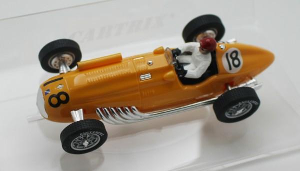 Slotcar 1:32 analog CARTRIX Talbot-Lago No. 18 Grand Prix Legends Edition