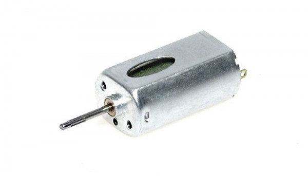 Motor 333 Basic (13000U/12V) Small-Can m.Ø1,5mm Antriebswelle