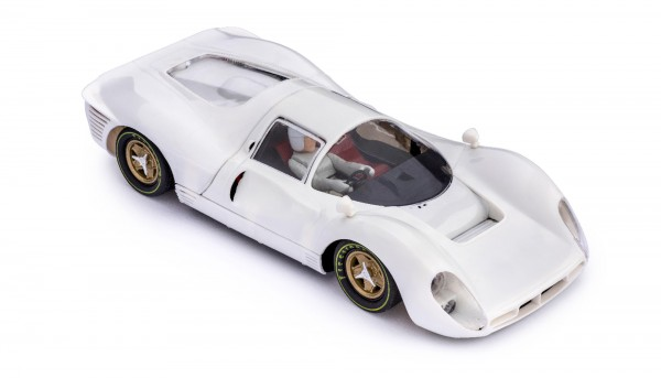 Slotcar 1:32 Bausatz analog 330P3 White Kit