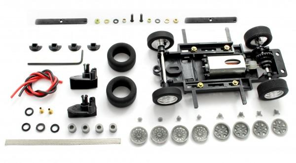 Fahrwerksbausatz Sebring Series Universal S1 Race Tuned f.Radstand 69-97mm m.Motor u.Zubehör