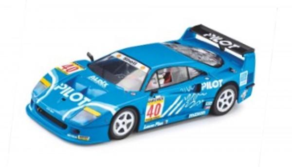 Slotcar 1:32 analog F40LM Silverstone 1995 No. 40