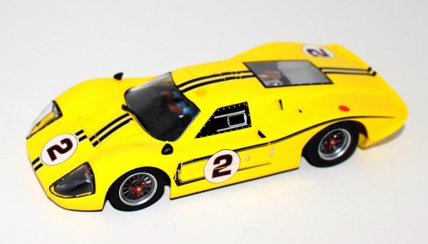 Fahrzeug Sebring Series GT-40 MkIV No. 2