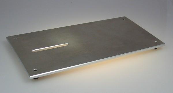 Slotcar SetUp u.Arbeitsplatte Pro Plate Aluminium f.1:32 u.1:24