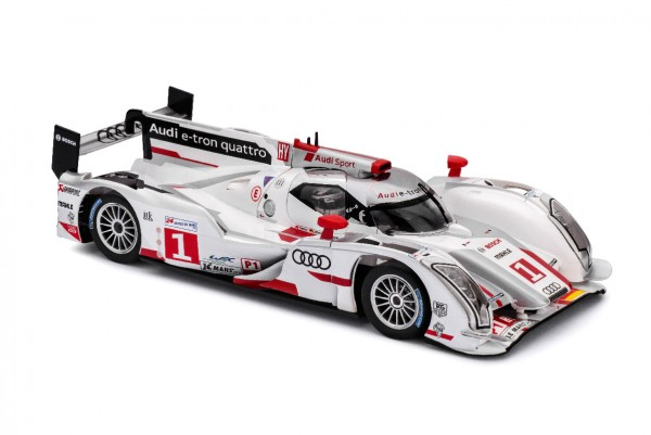 Slotcar 1:32 analog Audi R18 e-tron quattro Le Mans 2012 No. 1 Limited Edition Winner's Collection