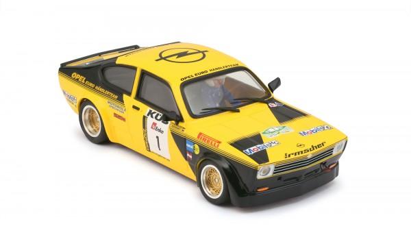 Slotcar 1:24 analog BRM Kadett No. 1