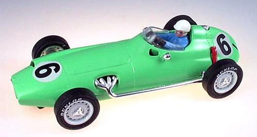 Slotcar 1:32 analog CARTRIX BRM No. 6 Grand Prix Legends Edition