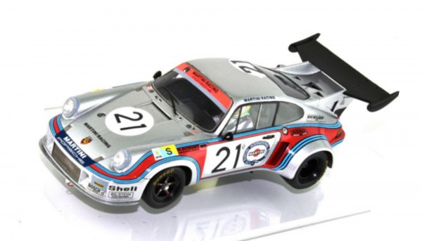 Slotcar 1:32 analog LE MANS MINIATURES Turbo RSR Le Mans 1974 No. 21 High Detail Resin Collectors Edition