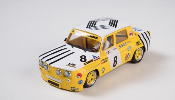 Fahrzeug Renault R8 Gordini No. 8