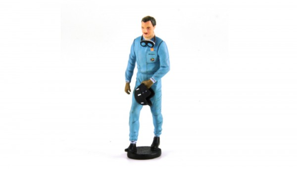 Modellfigur 1:32 LE MANS MINIATURES Rennfahrer Graham m.Helm High Detail Resin Collectors Edition