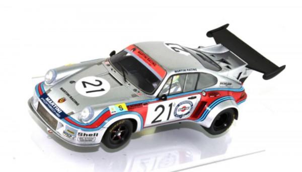 Slotcar 1:32 analog LE MANS MINIATURES Turbo RSR Le Mans 1974 No. 21 High Detail Resin Collectors Edition