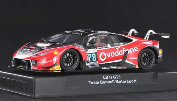 Fahrzeug LB GT3 Team Barwell Motorsport No. 78