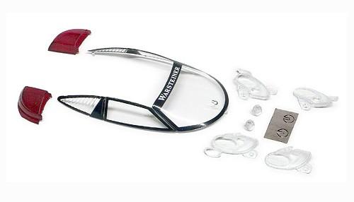 Scheiben u.Transparentteile 911 GT1 EVO98