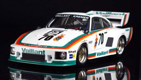 Standmodellbausatz Porsche 935 K2 DRM 1977 No. 51 oder No. 70 1:24
