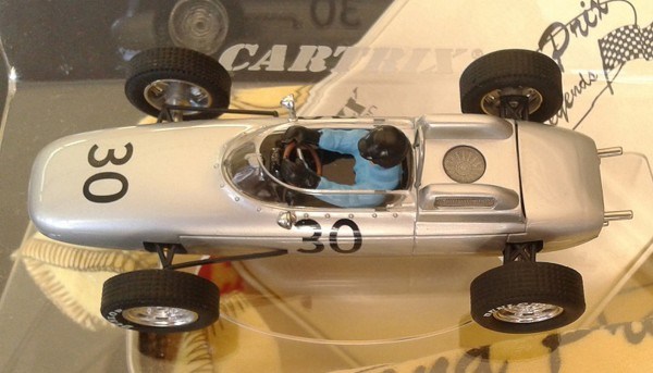Slotcar 1:32 analog CARTRIX 804 No. 30 Grand Prix Legends Edition