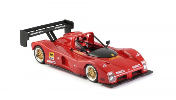 Slotcar 1:32 analog REVOSLOT 333SP Late Version rot